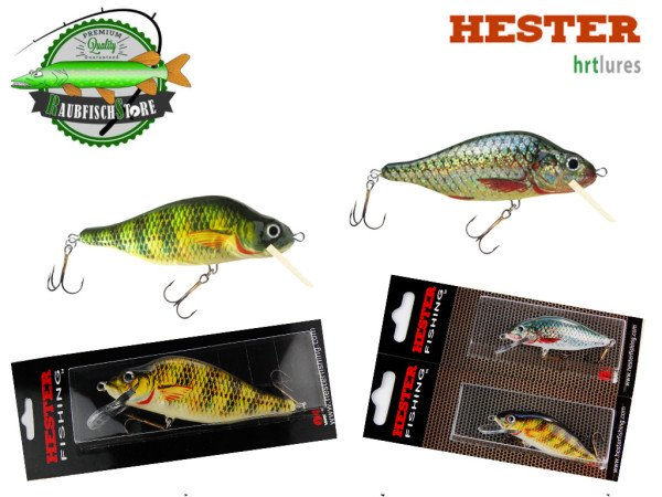 Hester Wobbler Perch floater