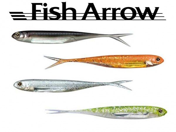 Fish Arrow Flash J Split 7