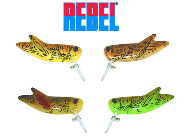 Rebel Crickhopper Wobbler