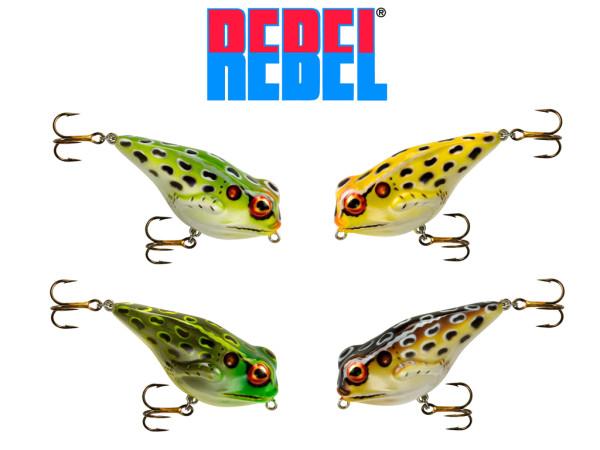 Rebel Frog R - Oberflächenköder