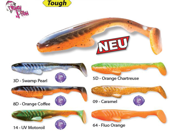 Crazy Fish Tough 5 - 12,5 cm