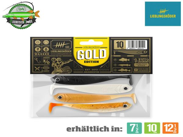 Lieblingsköder Gold Edition - In 3 Größen
