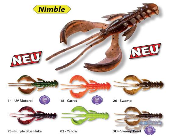 Crazy Fish Nimble 12,5 cm