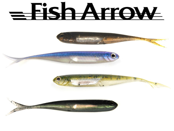 Fish Arrow Flash J Split 4 #