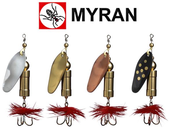 Myran Spinner Tuna Lax 25 - 30 g