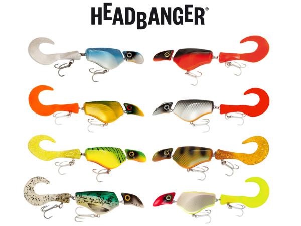 Headbanger Tail 23 cm floating - Neuheit aus Schweden