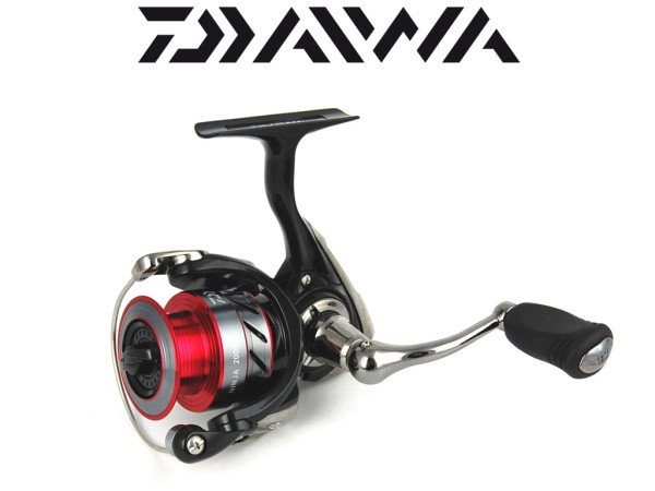 Daiwa Ninja A - Spin-Rolle- Frontbremse