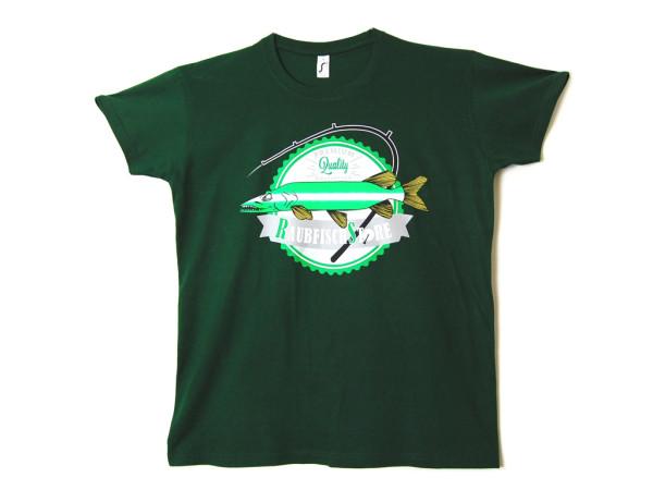 Raubfischstore T-Shirt Gr. S bis XXL