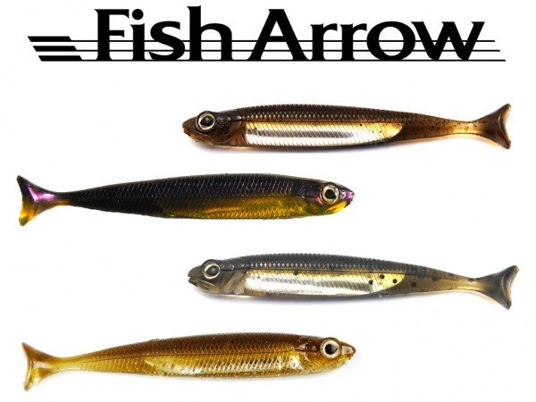 Fish Arrow Flash J Huddle 3