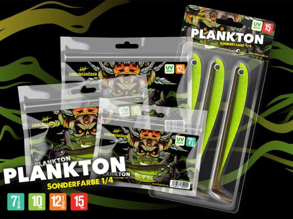Lieblingskoder Plankton - 7,5 - 15 cm