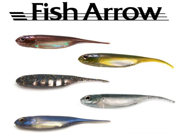 Fish Arrow Flah J 2 Pintail