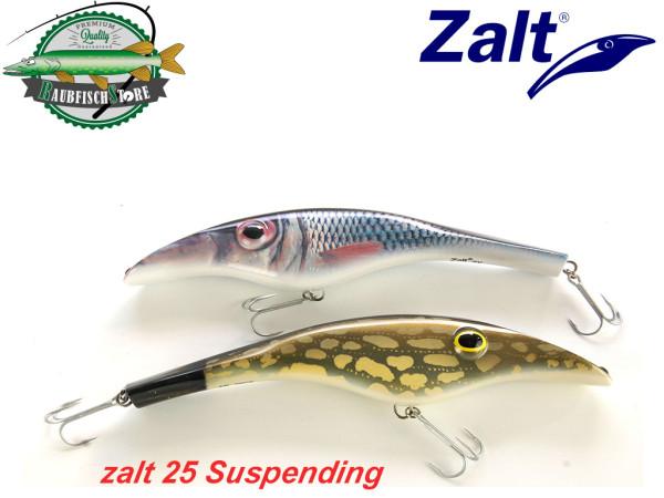 Zalt 25 suspending