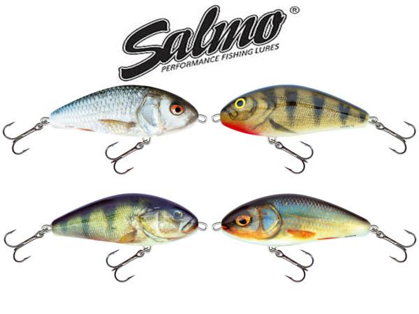 Salmo Fatso10 cm - floating