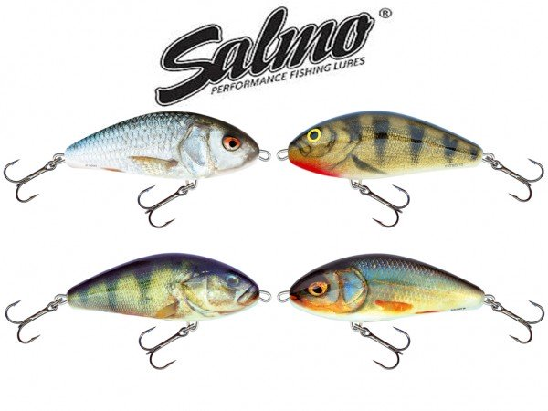 Salmo Fatso10 cm - floating