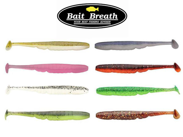 Bait Breath T.T.Shad Slim 5
