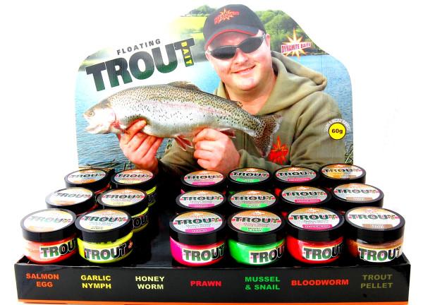 Trout Bait - Forellen Schwimmteig