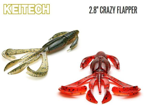 """Keitech - Crazy Flapper 2,8"""""""
