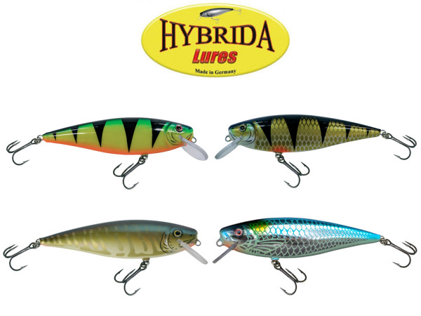 Hybrida B1 Twitchbait 35 g