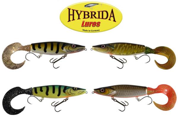 Hybrida Viper Jerk Jerktail