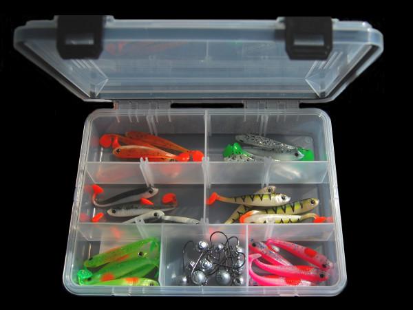 Raubfischstore - Lieblingsköder - Komplettbox - Barsch 7 cm