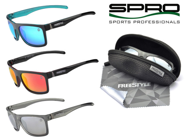 Spro Freestyle Pol-Brille - Sunglasses