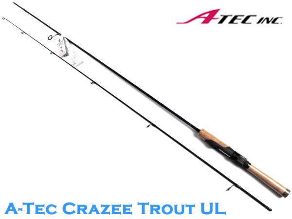 A-TEC Crazee Trout UL - Forellenrute