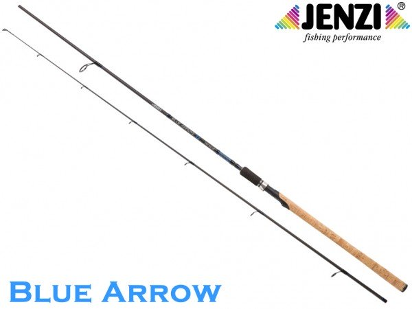 Spin-Rute Blue Arrow Soft Bait 2,70m - Jenzi