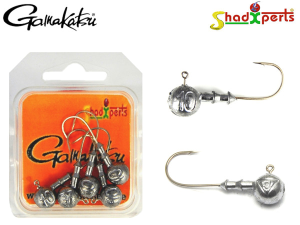 Gamakatsu Light Jig Rund Gr. 2/0