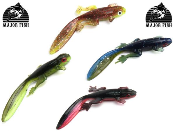 Major Fish - Lurch 8 cm - Knoblauch-Aroma - Barsch - Zander