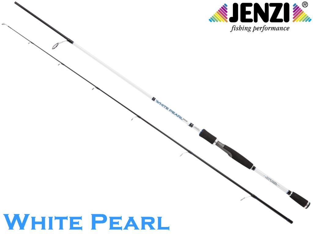 White Pearl Strong 20 - 50 g - Spin-Ruten Serie Jenzi