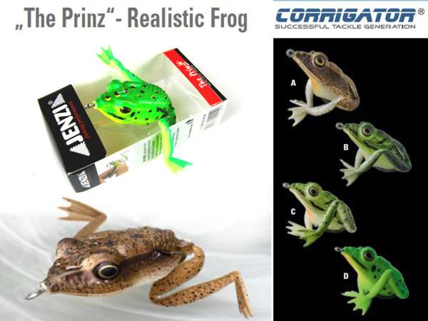 Jenzi Frosch The Prinz - Topwater