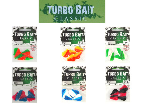 Turbo Bait Classic Zweifarbig
