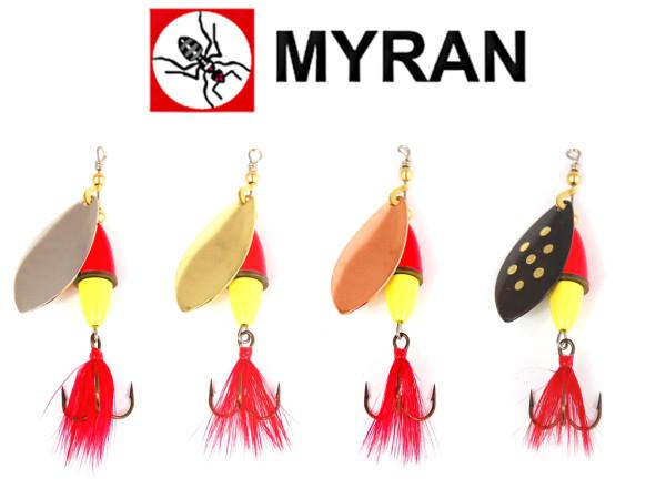 "Myran Spinner ""Akka Spain "" 5 bis 10 g"