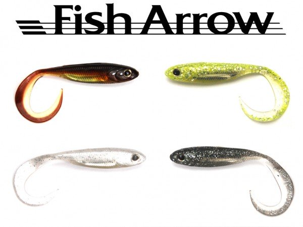 Fish ArrowFlah J Grub 4.5 SW