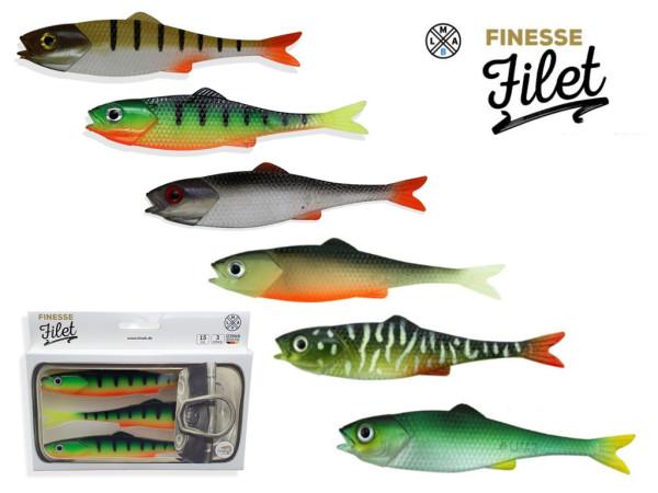 #LMAB - Finesse Filet 15 cm - alle Farben