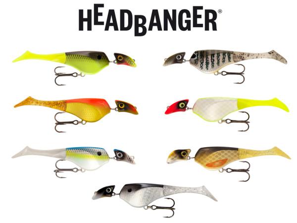 Headbanger Shad 11 cm Suspending 11 g