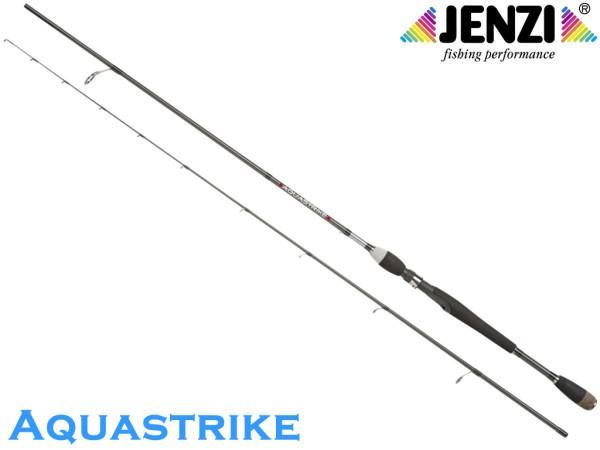 Spin -Rute Jenzi Aquastrike Silver