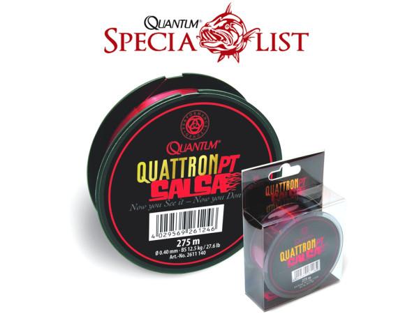 Quattron Salsa Monofile schnur 0,18 - 0,40 mm