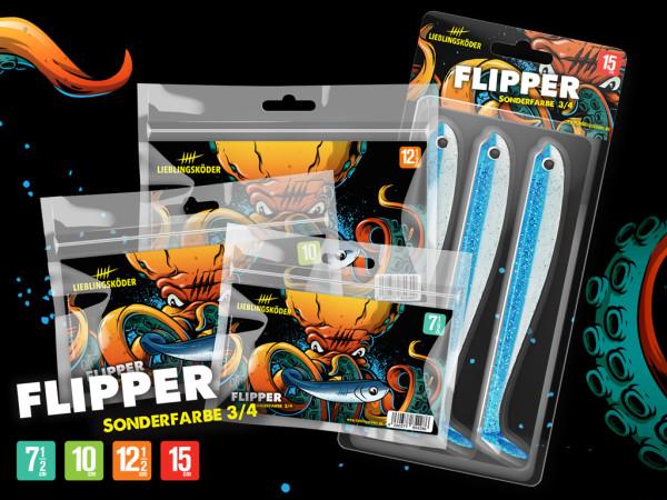 Lieblingsköder Flipper - 7,5 -15 cm