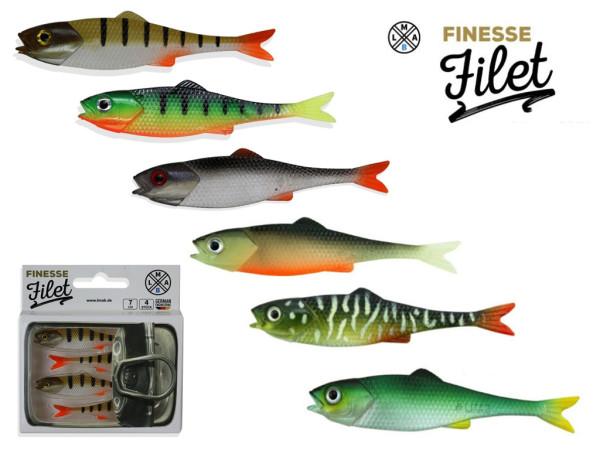 #LMAB - Finesse Filet 7 cm - alle Farben