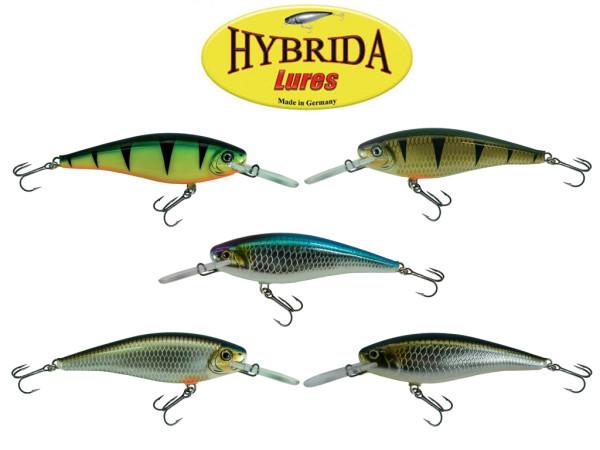 Hybrida U1 Twitchbait 9 cm - 15 g