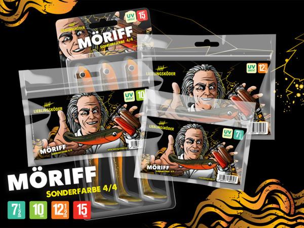 Lieblingsköder MöRiff - 7,5 - 15 cm