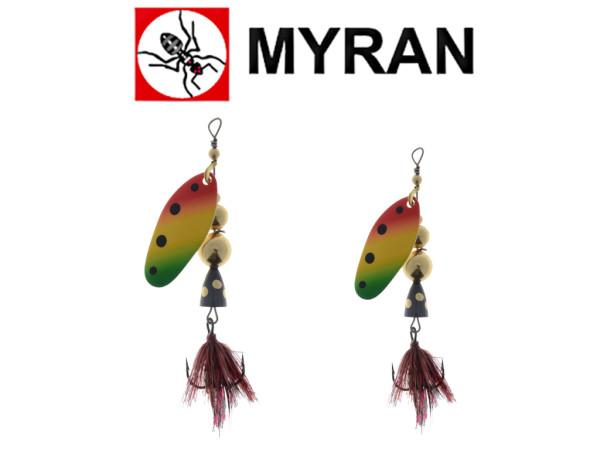 Myran Spinner Mira Zulo Rainbow