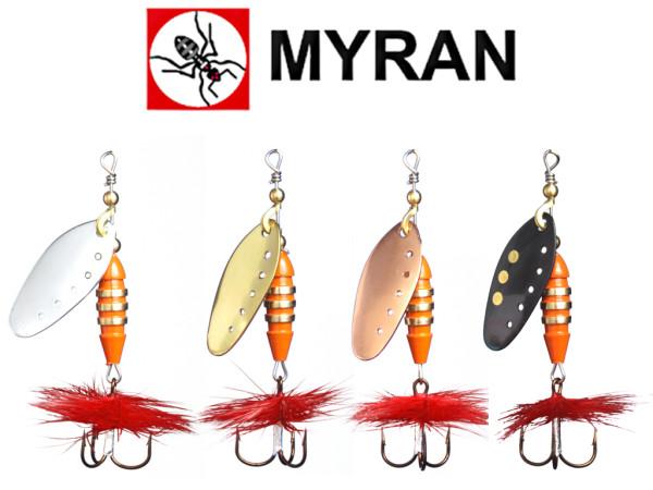 """Myran Spinner """"Toni """" 5 g - 18 g"""
