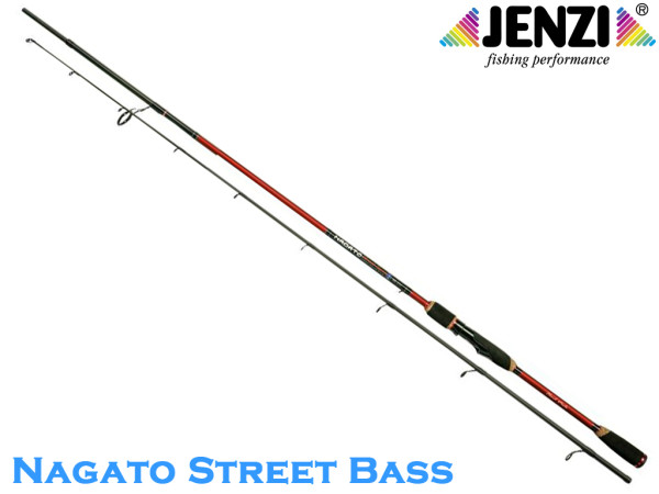 Spinnrute - Nagato Street Bass