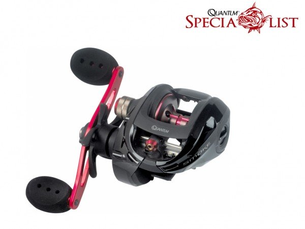Smoke Speed Freak LH 101XPTA - Baitcast Rolle